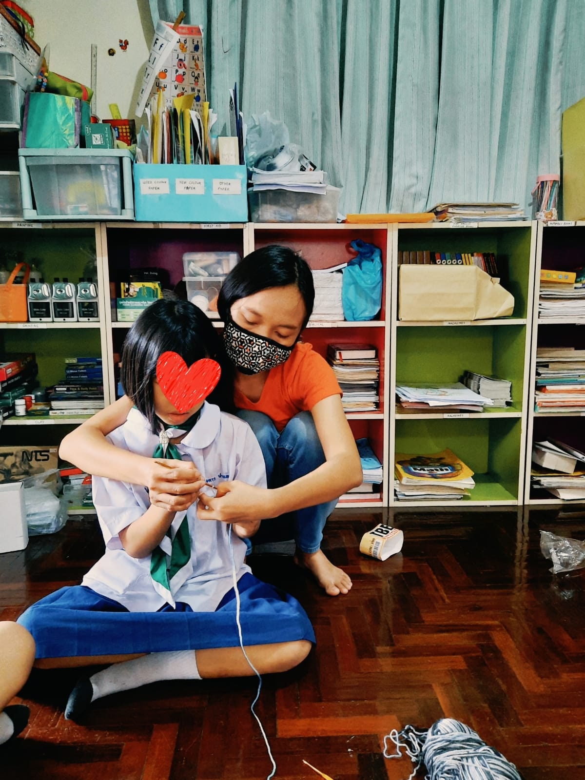 Baan Dem Rak House Full Of Love YWAM Thailand