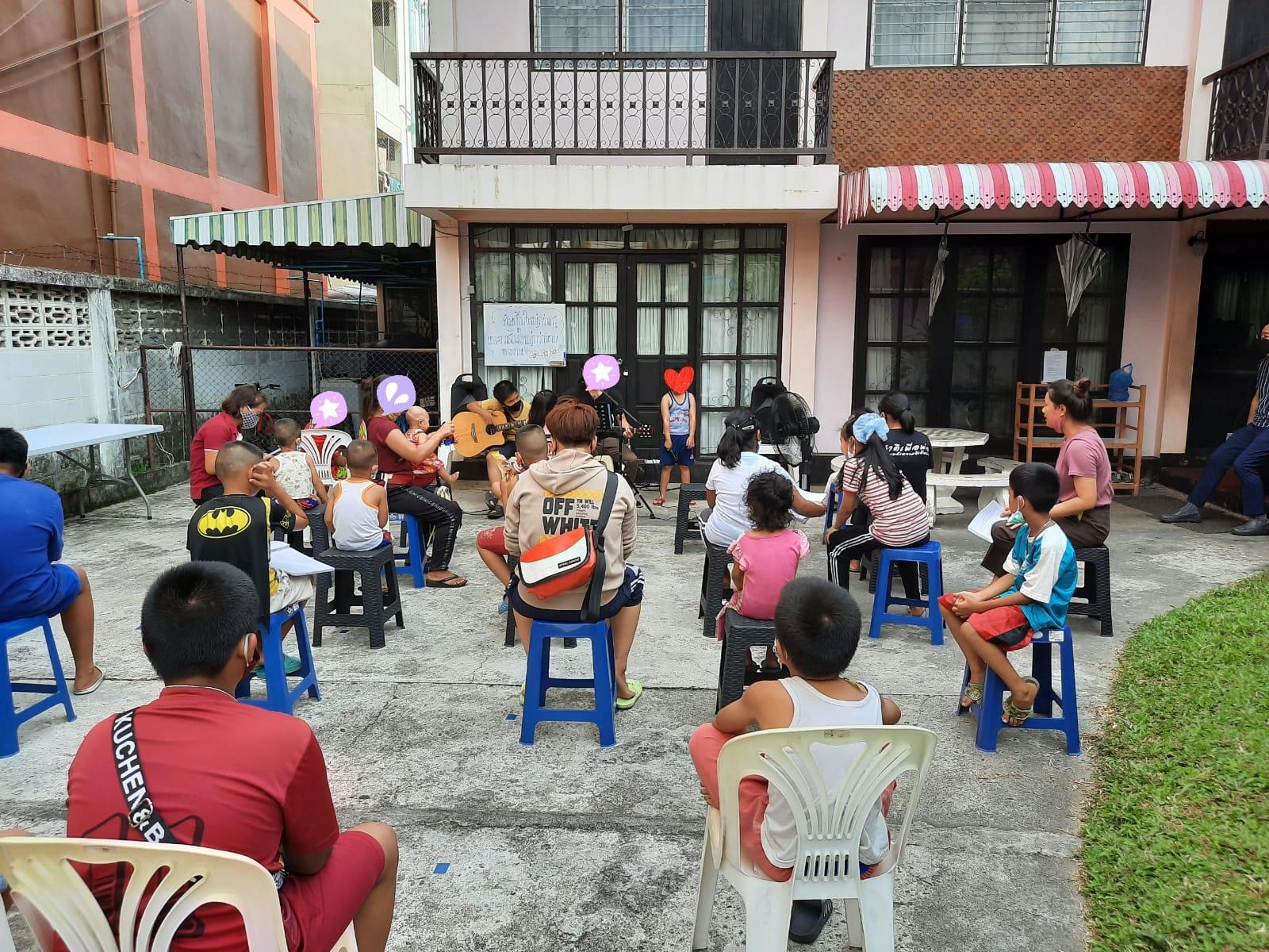BDR YWAM Thailand Chiang Mai
